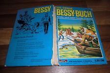 8x BESSY -- GROßE BESSY-BUCH 26 -- mit 2 Leseproben RAUMAGENT ALPHA + ROBIN HOOD