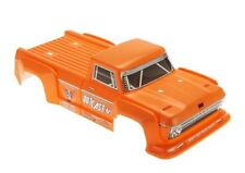 Arrma RC Outcast 6S BLX Painted Decaled Trimmed Body(orange)