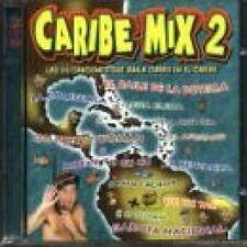 Caribe Mix 2 (1997, E) + 2CD + Garota Nacional, Carrilio, Sancocho, Ruben Gom...