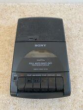 Sony Cassette Deck TCM 939 Black Battery Power AC Adaptor Optional