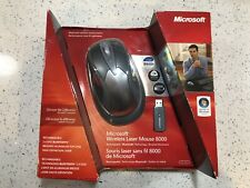 Microsoft Wireless Presenter Laser Mouse 8000 Bluetooth New In Box