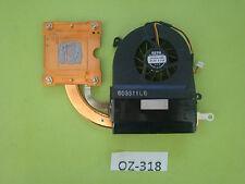 Samsung np-45r hy60a-05a ventiladores + disipador #oz-318