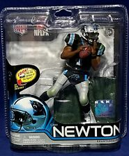 New - CAM NEWTON - McFarlane SERIES 31 Carolina Panthers #1 NFL Figure NFLPA
