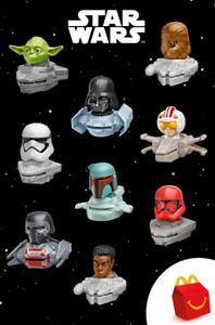 McDonalds 2021 Star Wars Happy Meal Toys >> PICK TOY <<