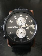 Under Armour X Rockwell The Apollo Watch