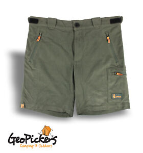 Spika Olive Tracker Shorts Outdoor Hunting Outdoor Hunting Camping Fishing