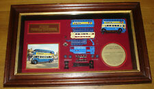 Matchbox Models of Yesteryear MOY Y5-6 Leyland Titan TDI Framed Cabinet Lim. Ed.