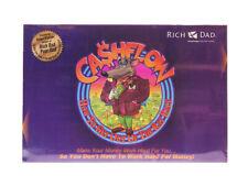 Rich Dad Cashflow 101 Board Game Financial Education by Robert Kiyosaki Learning