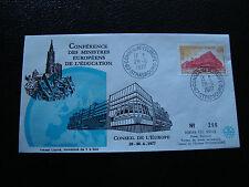 FRANCE - enveloppe 28/6/1977 yt service n° 53 (cy19) french