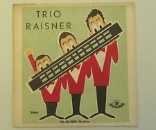 TRIO RAISNER Red reed boogie 451003