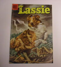 MGMs Lassie #30, Fine+, White Pages