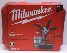 "Milwaukee 4272-21 1-5/8"" Electromagnetic Drill Kit - NEW"