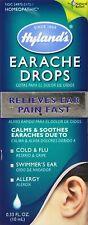Remedio Homeopático En Gotas Para El Dolor De Oídos Otitis Externa Hyland's