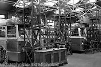 Southdown Portslade works interior 6x4 Bus Photo Ref P112