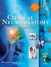 Clinical Neuroanatomy, Snell MD  PhD, Richard S., Acceptable Book