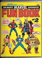 Mighty Marvel Fun Book Jumbo Fun Book lot of 2 Spider-Man