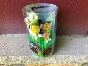 """MIP Vintage Piggy Bank - 7"""" M&M ENDANGERED WILDLIFE with PANDA BEAR (S21C)"""