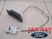 92 thru 09 Econoline E150 E250 E350 OEM Ford 40% Side Hinged Door Latch w Handle