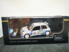 IXO Renault Clio  Maxi Rally (P.Bugalski-J.P.Chiaroni) Tour de Corse 1995