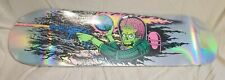 Santa Cruz x Topps Mars Attacks Deck VERY RARE  Collectors Blacklight Reaper