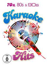 DVD Karaoke Hits 70s, 80s & 90s   3DVDs