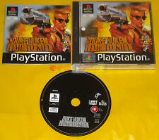 DUKE NUKEM TIME TO KILL Ps1 Versione Italiana 1ª Edizione ••••• COMPLETO