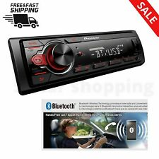 New listing Digital Car Mp3 Player Usb Media Receiver Am Fm Tuner Hands Free Audio Stream