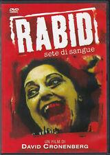 DVD Horror - Rabid