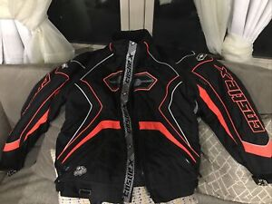 Castle X Switch Hitena Snowmobile Winter Jacket w/ Liner Adult Size: M