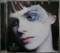 Enhanced CD ROBERT Princesse de rien DEA 2007 Amélie Nothomb Chanson Baroque MP3