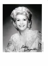 Debbie Reynolds  Autograph, Original Hand Signed Photo