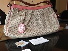 genuine gucci Sukey Hobo Diamante shoulder bag 232955