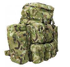 More details for kitpimp pathfinder rucksack mtp bergen multicam bag backpack with side pouches