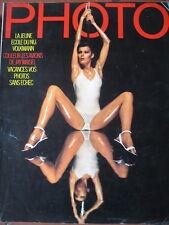 magazine PHOTO N° 107 ROY VOLKMANN JAY MAISEL TATOUAGES ALICE SPRINGS 1976
