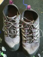 Merrell Women's Lithe Glove Dark Shadow Barefoot Athletic Shoes Size 11