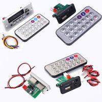 Mini MP3 Decoder Board Support U-Disk/TF Card Power Amplifier