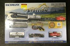 Bachmann The Stallion Complete N Scale Electric Train Set 24025 FACTORY SEALED