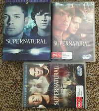 Supernatural: Seasons 2-4