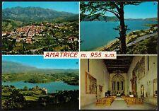 AA1209 Rieti - Provincia - Amatrice - Vedute