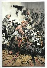 Image Comics THE WALKING DEAD #53 color virgin variant 15 Year Anniversary