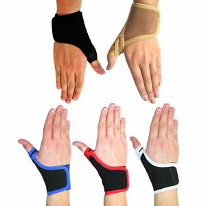 Solace Bracing CMC Ligament Strain Compression Elastic Thumb Spica Brace Support