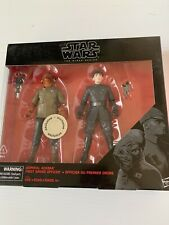 Star Wars Black Series Admiral Ackbar & First Order Officer Action Figure 2