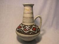Carstens Tönnieshof 1507-27 Vase Keramik west german pottery design 60s 70s