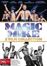 Magic Mike / Magic Mike XXL (DVD, 2015, 2-Disc Set)