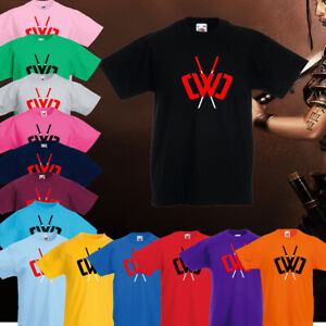 Chad Wild Clay CWC Ninja Kids Boys Girls T-Shirt Top Tee Game Adventures Youtube