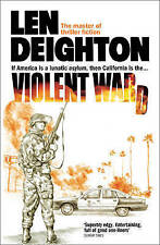 Violent Ward, Deighton, Len, New Book