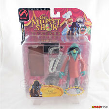 Muppets Zoot red shirt Electric Mayhem Band sax  series 3 figure by Palisades