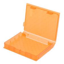"""2.5"""" Pouces pour HDD/SSD Disque Dur IDE SATA Full Case Protecteur Boîte de rangement 2#"""
