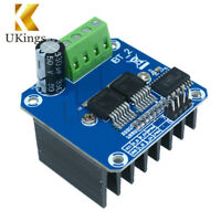 Double BTS7960B DC 43A Stepper Motor Driver H-Bridge PWM For Arduino Smart Car K
