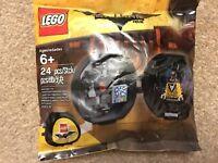 LEGO BATMAN MINI FIGURE BATTLE POD 5004929 - NEW/SEALED. POLYBAG MINIFIGURE